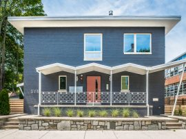 2017 HSI Preservation Award – 7 Howard Street, Former Convent