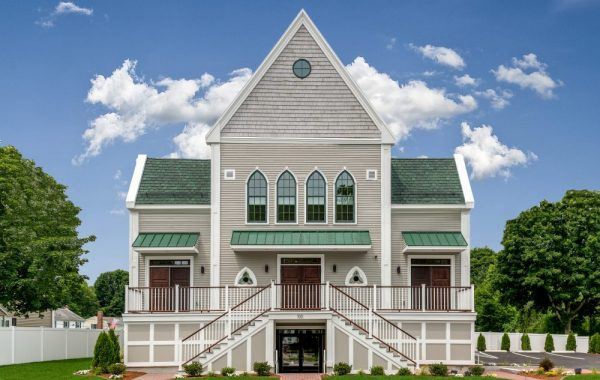 St. Joseph's Townhouses